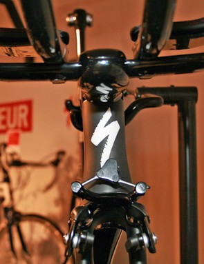Having lost its nose cone, the UCI no longer have anything to complain about with the Shiv
