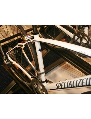 The Dolce is designed as an access point for women looking for their first road bike