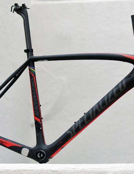 Specialized Tarmac SL4 frameset