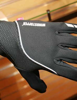 Gore Windstopper fabric is used on the winter BG Element glove