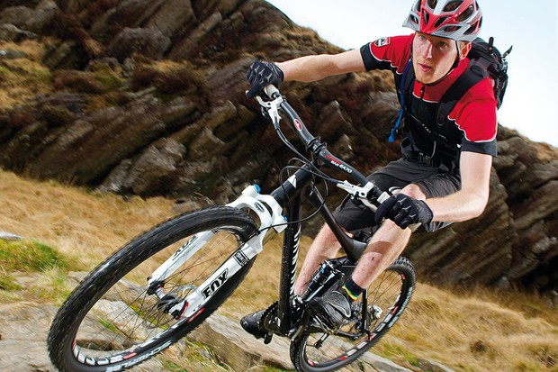 It accelerates more like an XC race bike than an AM all-rounder