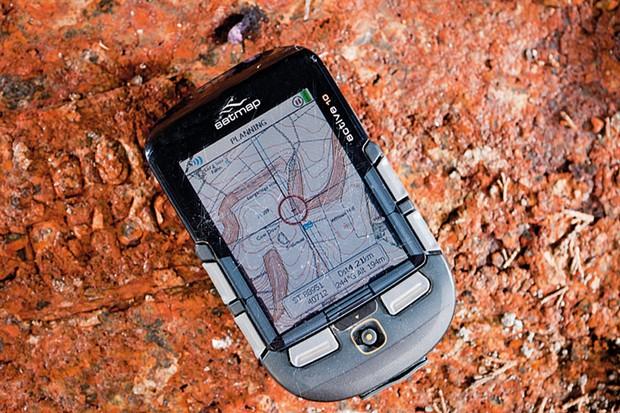 Satmap Active 10 Bike GPS unit