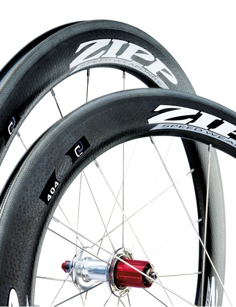 Zipp 404 Firecrest wheels