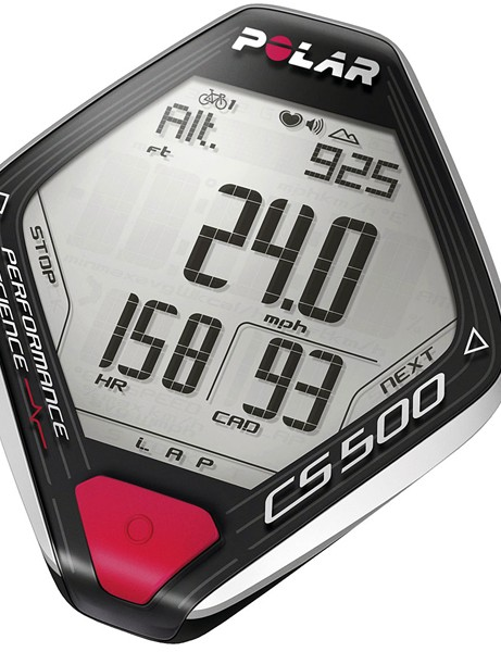 Look/Polar pedal power meter