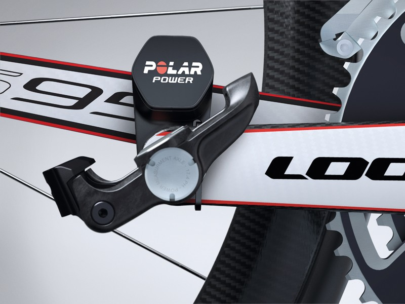 Look/Polar pedal power meter