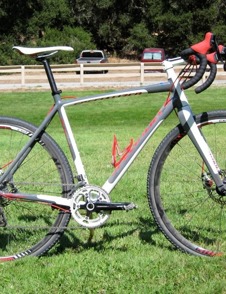 Specialized's 2012 Crux Comp Apex Disc