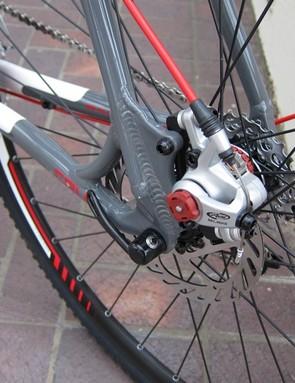 Avid's BB7 mechanical disc brake