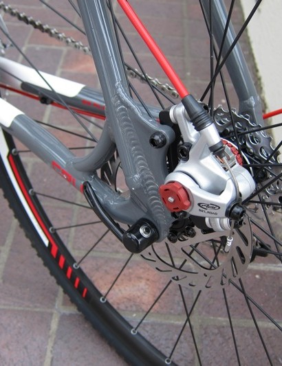 Avid's BB7 mechanical disc brake
