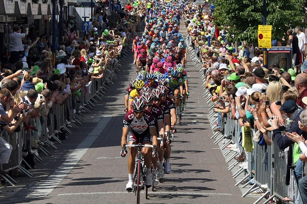 Next month's test event will be a chance to test arrangements for the 2012 Olympic road race, as well as an exciting event in its own right