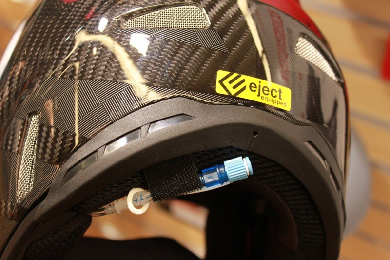 The Eject removal system's air valve