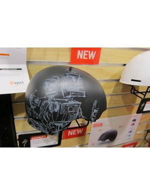 The Specialized Covert is a new street style helmet for the bikepark and dirt jumps
