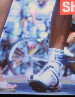 Specialized are known for their shoes