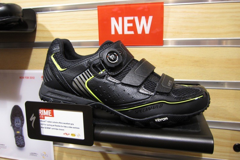 Specialized's Rime trail shoe