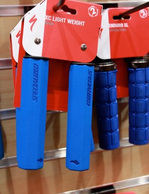 The 9g grip comes in red, blue…