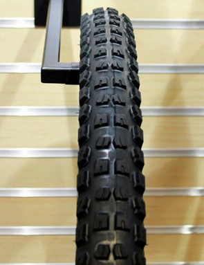 Specialized's Butcher Control is a downhill tread on a lighter trail casing