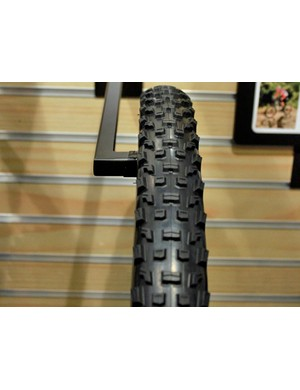 The new Specialized Ground Control with its FEA designed tread