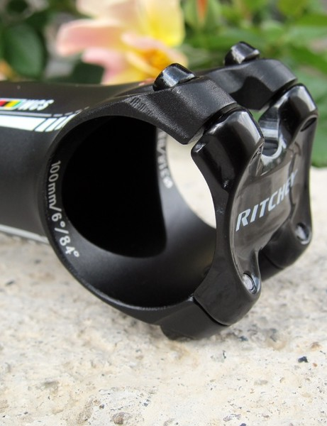 Ritchey's new C260 stem uses a new