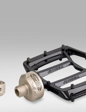 Tioga's super-slim new MT-ZERO-01 flat pedal