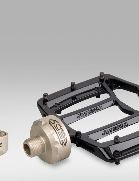 Tioga's super-slim new MT-ZERO-01 flat pedal