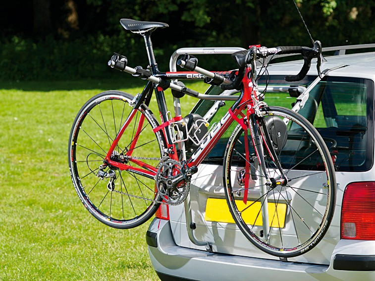 Halfords Advanced Rear High Mount 3 Cycle Carrier