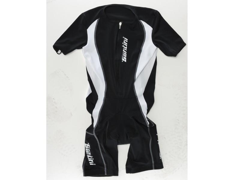 Santini Shadow Skin Suit