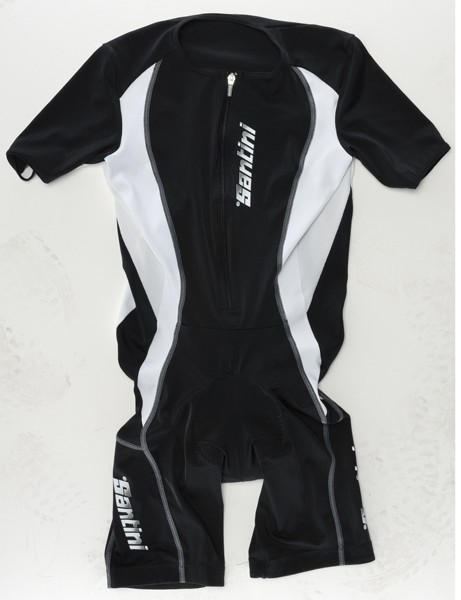 Santini Shadow Skin Suit