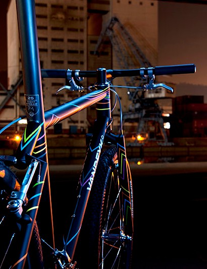Future Vandeyk collections will include road and cyclo-cross bikes