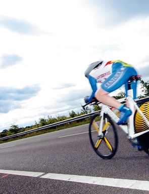 The race of truth: just you, your bike and a pointy helmet