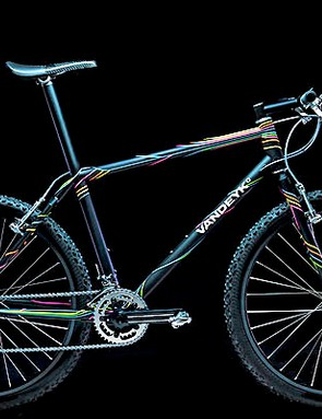 Vandeyk's Nightstream collection is a range of retro-inspired mountain bikes