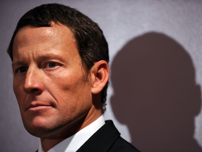 """Lance Armstrong says he's been the victim of """"character assassination"""""""