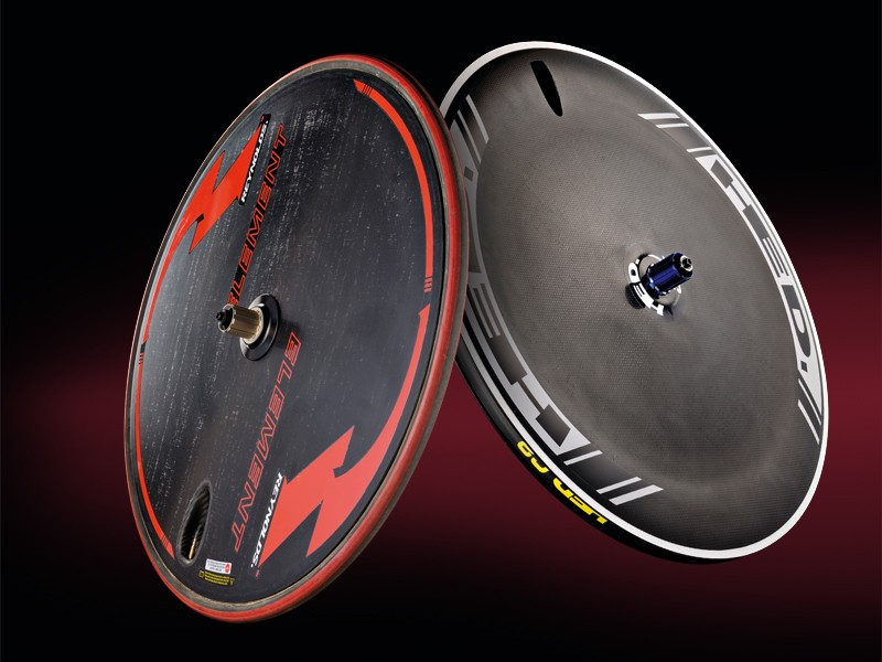 Reynolds Element T & HED Jet Disc
