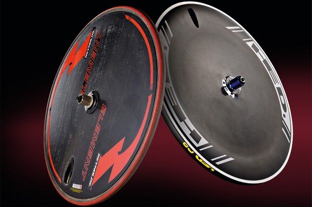 Reynolds Element T & HED Jet Disc