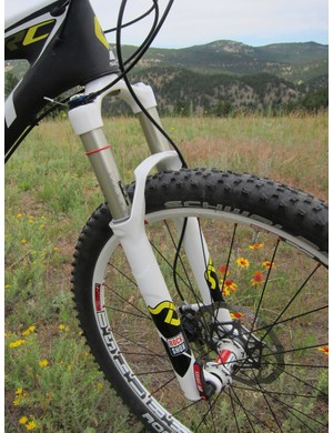 5 is the new 4 - Scott's new Spark platform features five inches of travel front and rear. 29er bikes get four inches at both ends