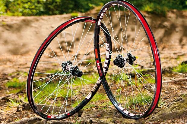 DT Swiss XMC 1550 wheelset