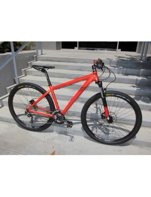 Felt's Nine Sport recently came out on top of our nine-bike sub-US$1,000 shootout