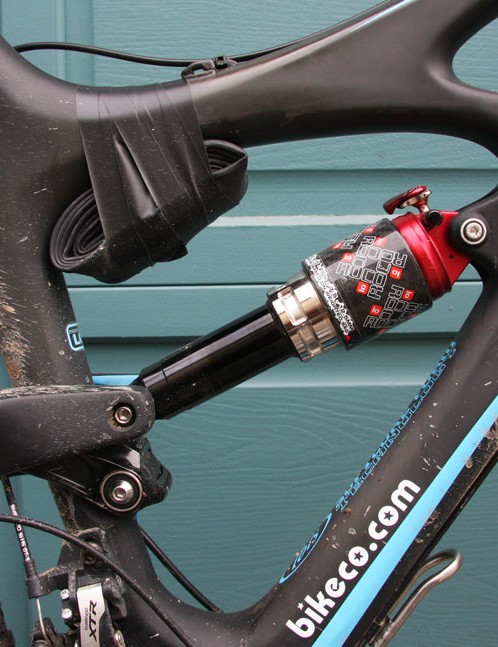 Marzocchi Rocco Air Rear shock with lockout
