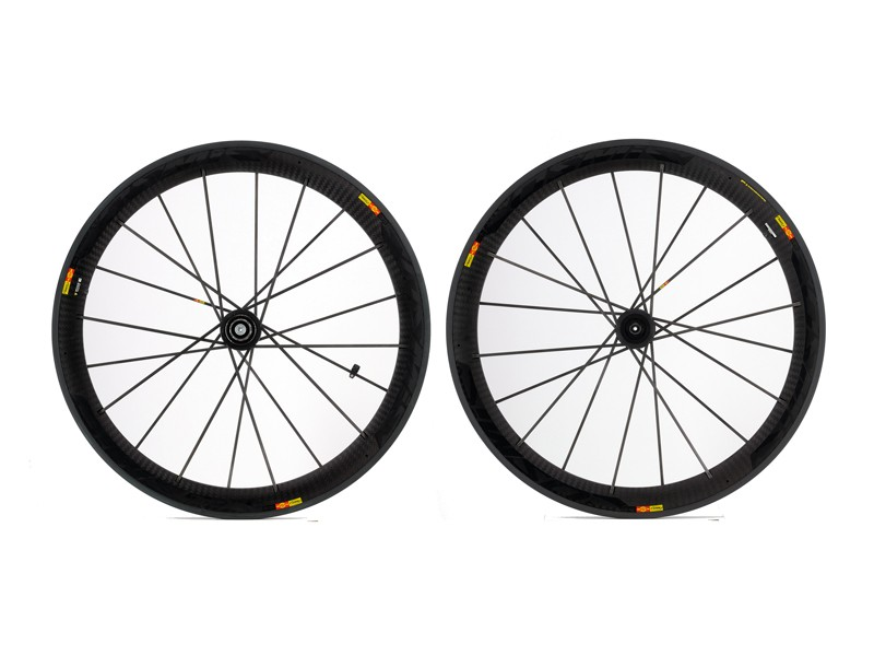 Mavic Cosmic Carbone SLR wheelset