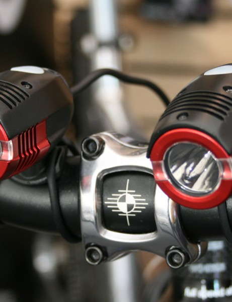 Electron Terra 2 Evo lights