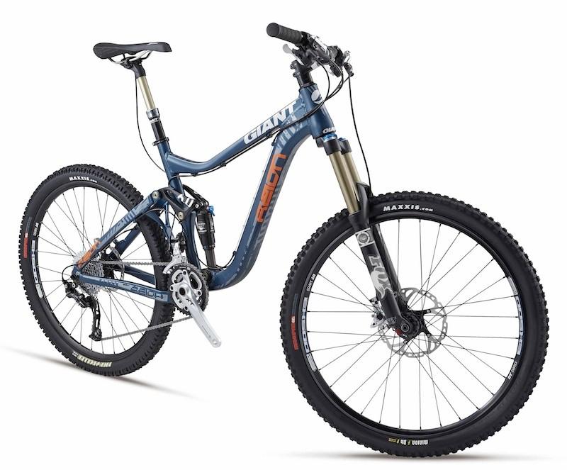 93f4b39a383 Giant 2012 mountain bikes – First look - BikeRadar