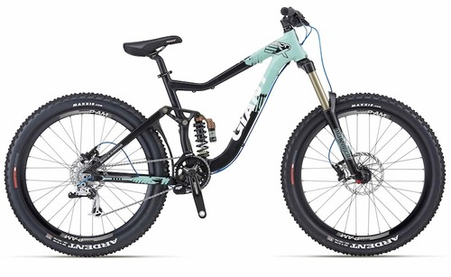 7e48d067acd First look — Giant Reign SX; the 6.7in travel model splits the difference  between. First look — Giant's 6.7in travel Reign X 0 outfitted with SRAM's  X0 ...