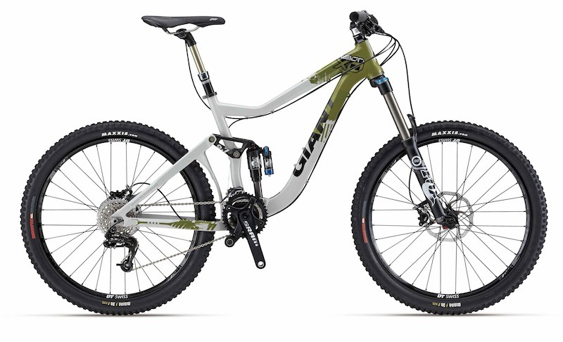 Giant 2012 mountain bikes – First look - BikeRadar