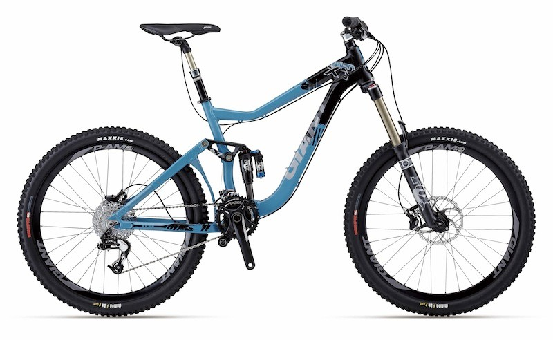 1aa493bfe2d The Reign X 1 will come equipped with a Giant branded dropper post and SRAM  components