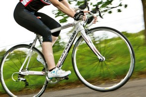 Every ounce of oomph you put into the pedals translates into a leap of forward momentum thanks to a sturdy bottom half