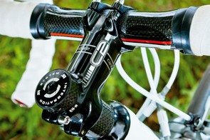 You get what you're paying for with this pricy Cannondale – lightweight, well-specced components