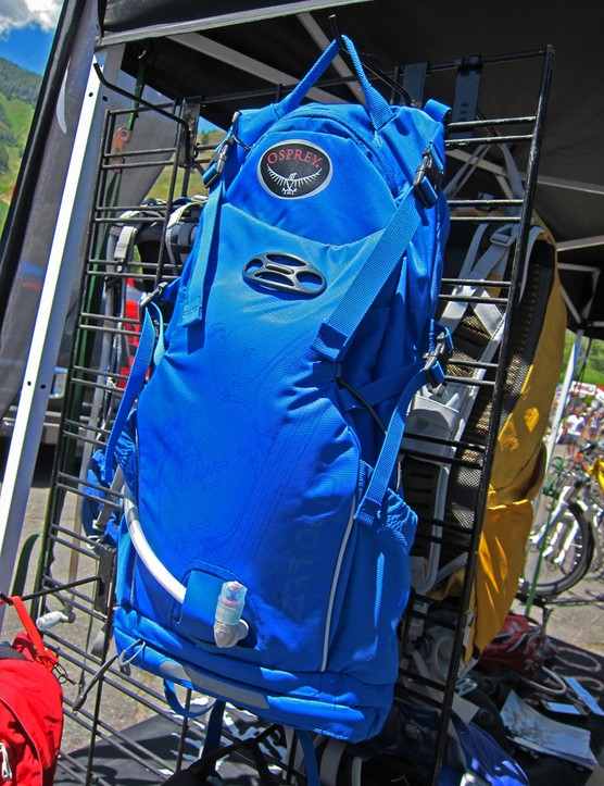 The new Osprey Zealot range will come in blue or black