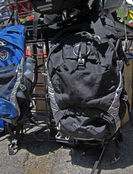 UK riders have been enjoying the Escapist packs for a while now and Osprey are bringing them into the US for 2012