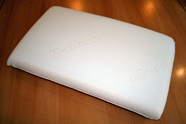 Technogel pillow