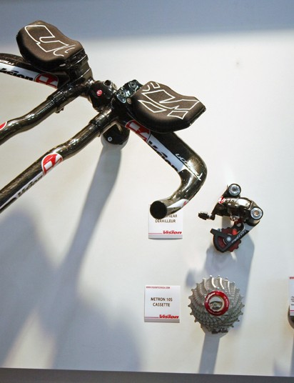 The Vision Metron time trial groupset