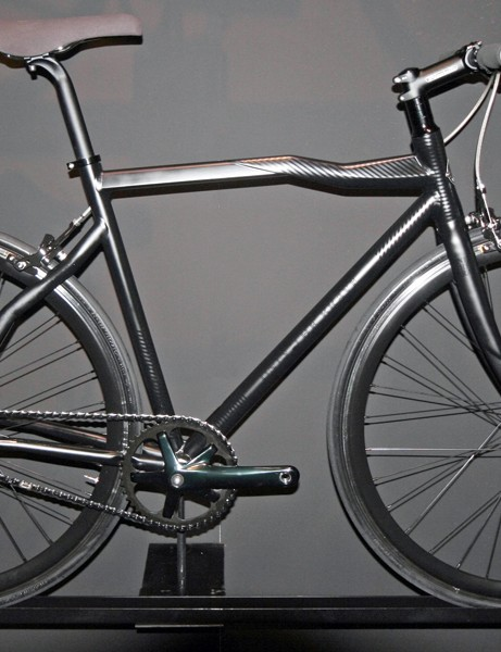 'Only the Brave' is Pinarello's collaboration with the Italian fashion house Diesel