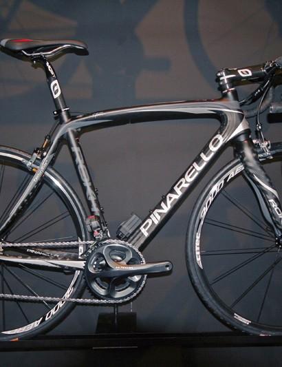 Pinarello's century ride Rokh